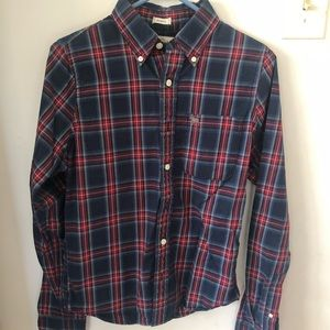 Abercrombie & Fitch button down long sleeve